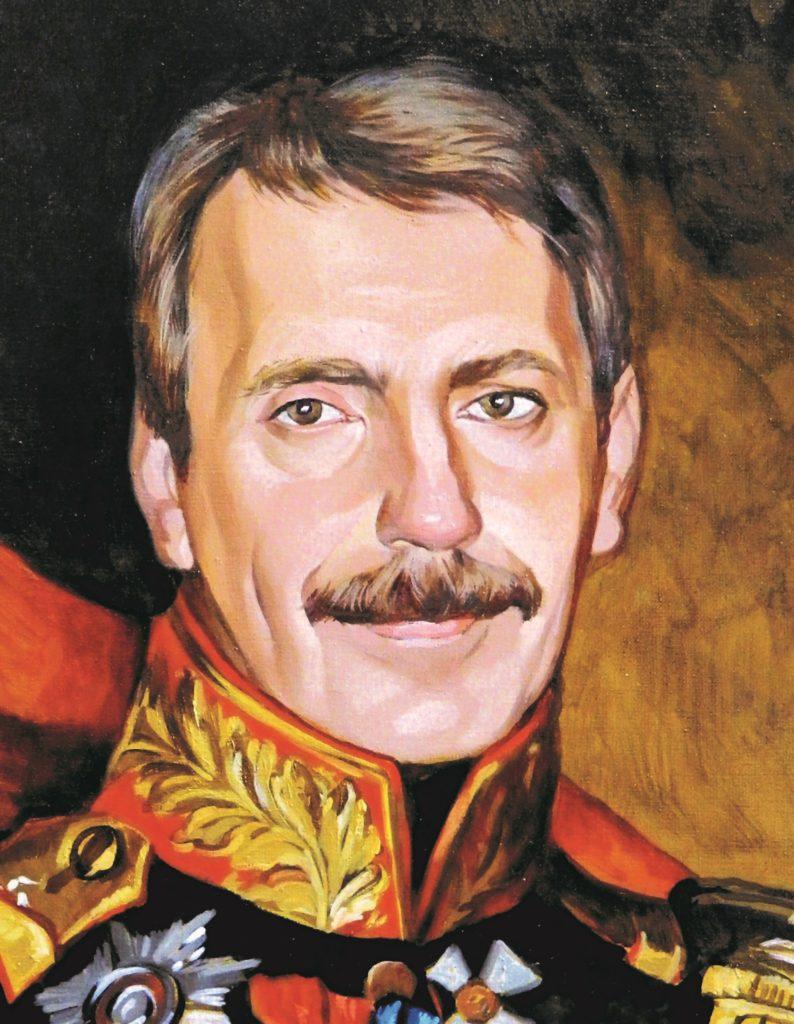 портрет маслом по фото Тольятти