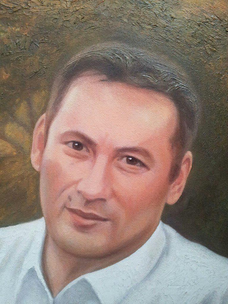 где заказать семейный портрет маслом в Тольятти