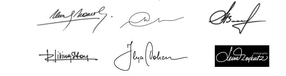 Создание электронной подписи онлайн Тольятти