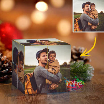 Фотокубик трансформер, купить в подарок Тольятти